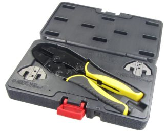 Crimping tool for Weather Pack terminals