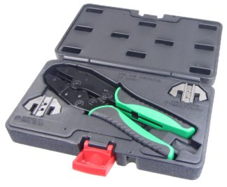 Crimping tool for AMP Superseal 1.5 series