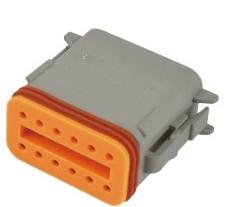 Connector 12 Pin PRC12-0002-A