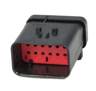 Connector 12 Pin PRC12-0005-A