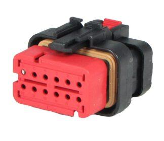 Connector 12 Pin PRC12-0005-B