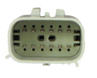 Connector 12 Pin PRC12-0007-A
