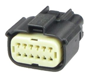 Connector 12 Pin PRC12-0008-B
