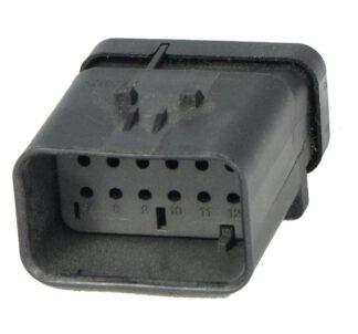 Connector 12 Pin PRC12-0009-A
