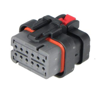 Connector 12 Pin PRC12-0009-B