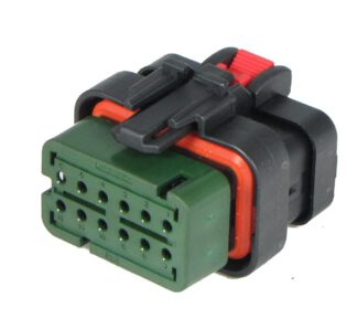 Connector 12 Pin PRC12-0010-B