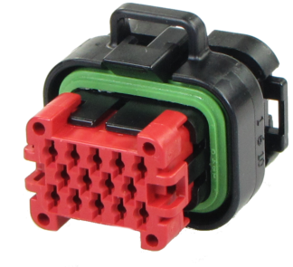 Connector 14 Pin PRC14-0002-B