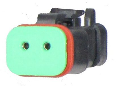 Connector 2 Pin PRC2-0029-B