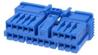 Connector 20 Pin PRC20-0001-B