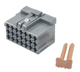 Connector 21 Pin PRC21-0001-B