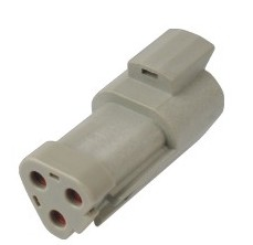 Connector 3 Pin PRC3-0007-A