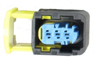 Connector 3 Pin PRC3-0020-B