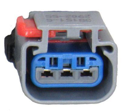 Connector 3 Pin PRC3-0027-B