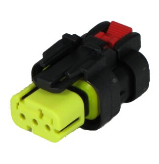 Connector 3 Pin PRC3-0044-B