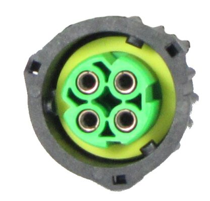 Connector 4 Pin PRC4-0012-B