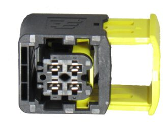Connector 4 Pin PRC4-0015-B