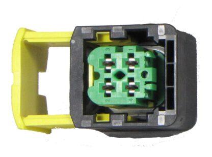 Connector 4 Pin PRC4-0018-B