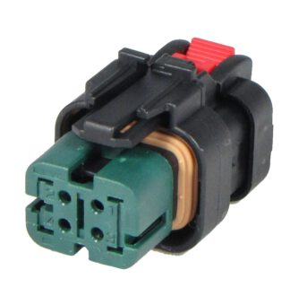 Connector 4 Pin PRC4-0038-B