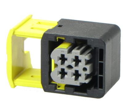 Connector 4 Pin PRC4-0050-B