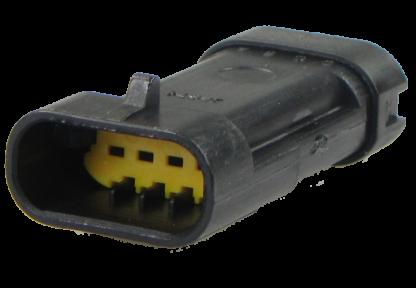 Connector 4 Pin PRC4-0053-A