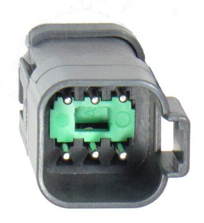 Connector 6 Pin PRC6-0014-A