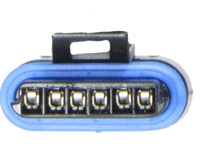 Connector 6 Pin PRC6-0015-B