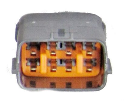 Connector 8 Pin PRC8-0003-A