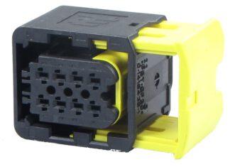 Connector 8 Pin PRC8-0016-B