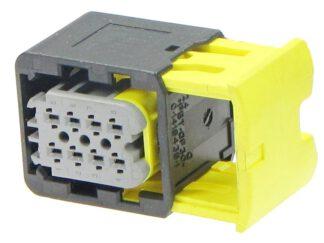Connector 8 Pin PRC8-0018-B