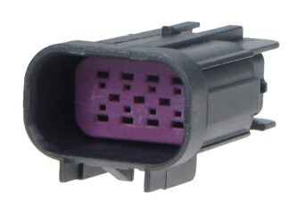 Connector 8 Pin PRC8-0019-A