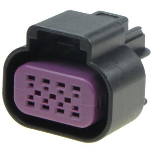 Connector 8 Pin PRC8-0019-B