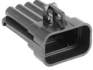 Connector 8 Pin PRC8-0020-A