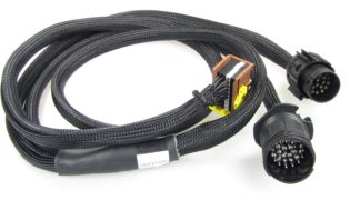 Y cable  PRY24-0001